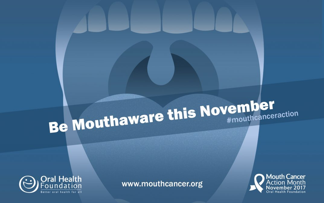 Why We Need Mouth Cancer Awareness Month