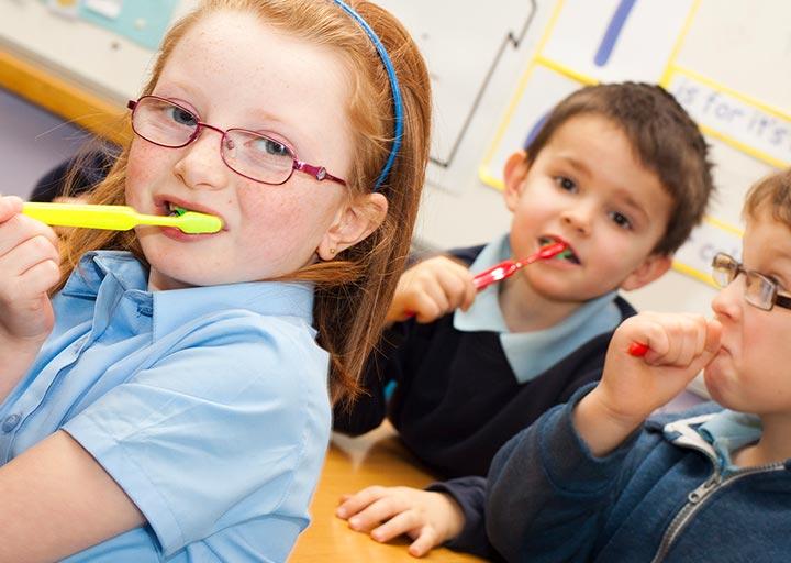 Teeth Team kids