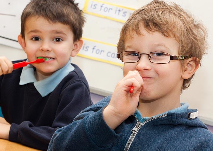 Teeth Team kids school
