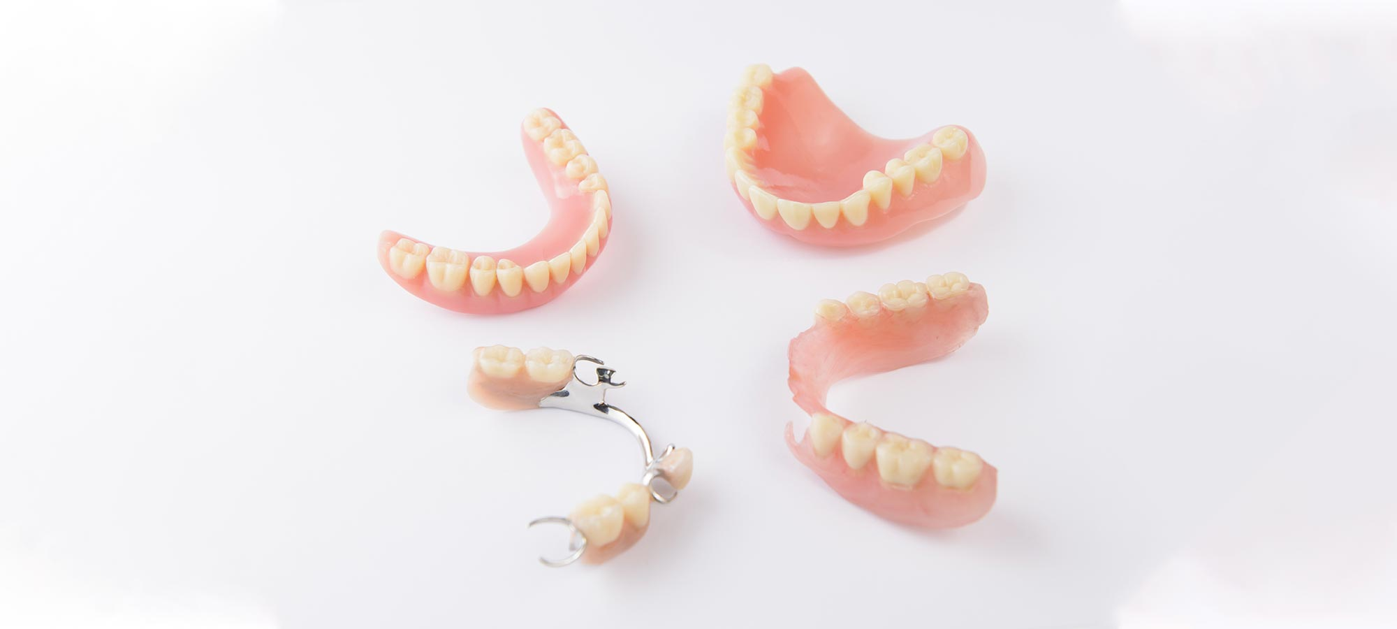 These are Not Just Dentures, these are 543 Dentures!
