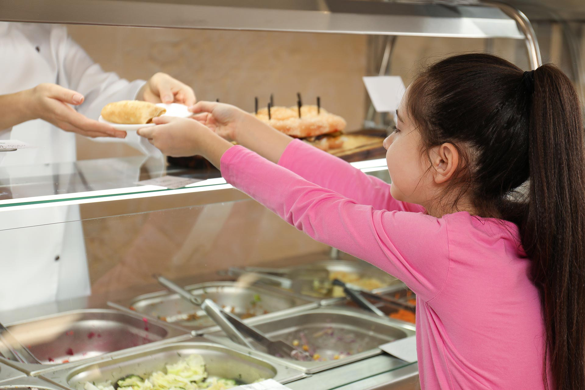 Putting school meals in the spotlight